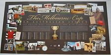 HISTORY OF THE MELBOURNE CUP LIMITED EDITION PRINT   PHAR LAP  BART CUMMINGS