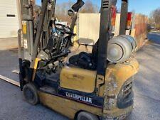 2003 Caterpillar Gp15K Forklift, Yellow