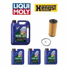 BMW E39 M5 2000 to 2003 8-Liters Oil & HENGST Oil Filter Oil Change Kit