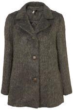 Topshop Button Cotton Hip Length Coats & Jackets for Women