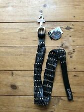 Billabong women's twist belt