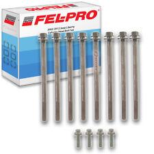 Fel-pro ES71129-1 Cylinder Head Bolt Set 02-12 Dodge Mitsubishi Jeep 3.7L V6