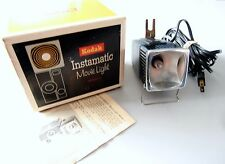 Vintage Kodak Instamatic Movie Light Model 1 No D375