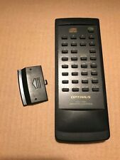 New listing Optimus Cd-1760 Cd Remote Control For Cd-1760, Rtcd1760, Cd1760 - Tested