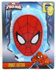 Marvel Ultimate Spider-Man Sandwich Crust / Cookies/ Baked Treats Cutter Mold