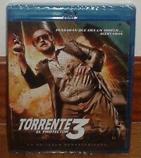 TORRENTE 3 EL PROTECTOR BLU-RAY NUEVO PRECINTADO CINE ESPAÑOL (SIN ABRIR) R2