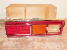 1975 1976 1977 Mercury Monarch Sedan Ghia NOS LH REAR TAIL LAMP ASSEMBLY