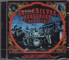 QUICKSILVER MESSENGER SERVICE San Francisco Avalon Ballroom 9.9.1966 |CD Neuware