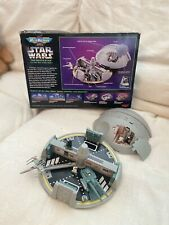STAR Wars Galoob Micro Machines Playset THE DEATH STAR 1993 with figures