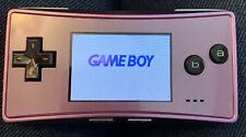 gameboy micro pink