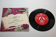 "LOUIS ARMSTRONG - Satchmo at Symphony Hall Vol 2 - 7"" Vinyl Single Record OE9110"