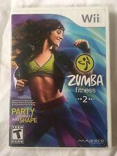 (Nintendo Wii, 2011) Zumba Fitness 2
