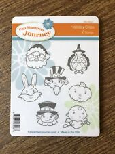 Fun Stampers Journey FSJ Holiday Clips SS-0517