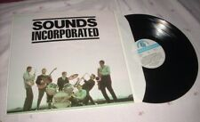 SOUNDS INCORPORATED-S/T-UK PRESS-NEAR MINT LP