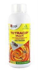 TETRACIP MULTI ZAPI insetticida LT 1 tetrametrina perm. zanzare mosche 35599