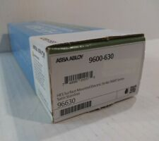 ASSA ABLOY/HES 9600-630 Electric Strike 12/24VDC / Stainless Steel. NEW IN BOX.