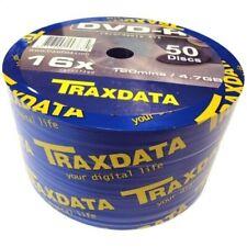 TRAXDATA DVD-R 4,7GB 16X VALUE PACK SP*50
