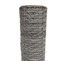 Poultry Netting 2 In X 4 X 150 Ft Wire Metal Chicken Mesh Garden Plant Fence