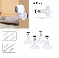4 Pack Security Wall Mount for Arlo or Pro Camera Adjustable Cam Indoor Outdoor