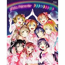 New Love Live ?' Muse Final LoveLive ?'sic Forever Blu-ray Memorial BOX Japan