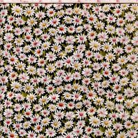 NEW Furry Friends Daisy 100% cotton fabric by the yard