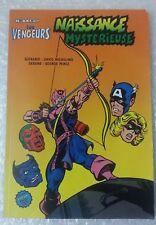 Les vengeurs N°12 Naissance mysterieuse Edition Française Artima Color Marvel