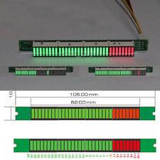 Mono 32 Level indicator DIY Kits LED VU Meter Amplifier lamps Light Speed Adjust