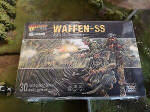Bolt Action - Waffen SS 30 Troop Box