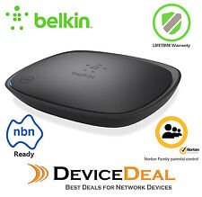 Belkin F9K1002AU N300 Wireless N Router - NBN Ready Powered