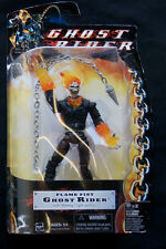 GHOST RIDER MOVIE FLAME FIST GHOST RIDER & SCARECROW ACTION FIGURE SET! NEW!