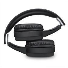Pliables écouteurs Bluetooth Casque 3.5MM Musique Stéréo con Micro FM MP3 SD USB
