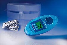 Lovibond Scuba II elektronischer Pooltester mit Testtabletten (Reagenztabletten)