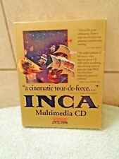 inca multimedia cd