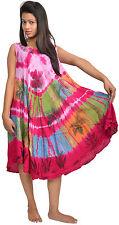 10 pcs Women Summer Boho Long Maxi Dresses - Mix Designs Colors