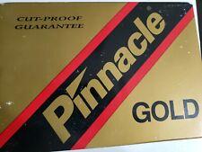 Pinnacle Gold Golf Balls Brand New one dozen (12) cut-proof
