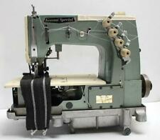 Kansai Special Dvk-1703Pmd Coverstitch 3-Needle Puller Industrial Sewing Machine