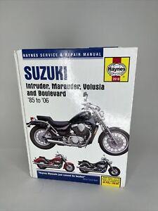 1985-2006 Suzuki Intruder Marauder Volusia Boulevard Repair M...