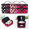 Makeup Cosmetic Bag Case Lady Travel Multifunction Toiletry Wash Pouch Organizer