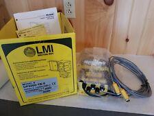 Lmi Milton Roy Dp5000 1b 0 Metering Pump Liquitron Electronic Control