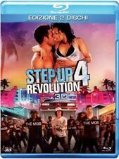 Blu Ray Step Up 4 Revolution 3D (Blu-ray);Step Up 4 - Revolution;Step up ..NUOVO