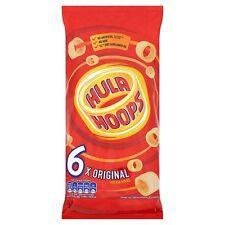 Hula Hoops bocadillos Original 6 X 24g-se vende en todo el mundo desde UK