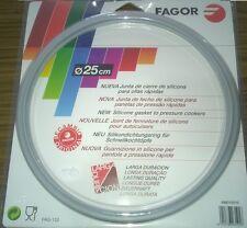 JUNTA ORIGINAL DE FAGOR 25 CM MODELO FAG-122 rubber parts goma para recambio
