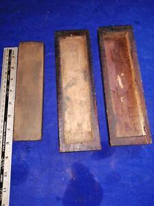 natural washita sharpening stone/oilstone/honing stone  boxed 8 x2 x 6/8 thick