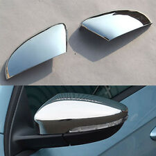 FITFOR VW PASSAT CC EOS SCIROCCO DOOR SIDE MIRROR CHROME COVERS CAP TRIM GARNISH