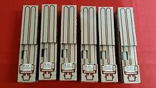 (Lot of 6) NEW GE Biax D/E 26W ECO CFL Fluorescent Lamps 4 Pin G24q-3 F26DBX/835