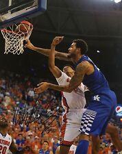 Willie Cauley-Stein #15 Signed Kentucky Wildcats Basketball 16x20 Photo w/Coa