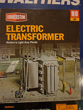 Walthers Cornerstone HO #933-3126 High Voltage Transformer (Kit)