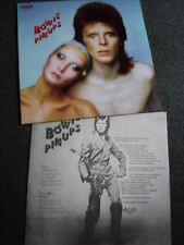 David BOWIE-PIN UPS LP-MADE IN JAPAN