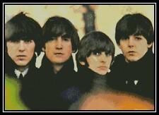 The Beatles - Cross Stitch Chart/Pattern/Design/XStitch