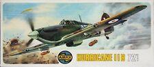 Airfix Series 2 Model Aircraft Kit 1/72 Scale Hawker Hurricane Mk.I or Mk.IIB